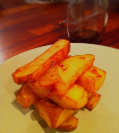 Triple Cooked Chips – Fine Dining Recipes | Food Blog | Restaurant ...