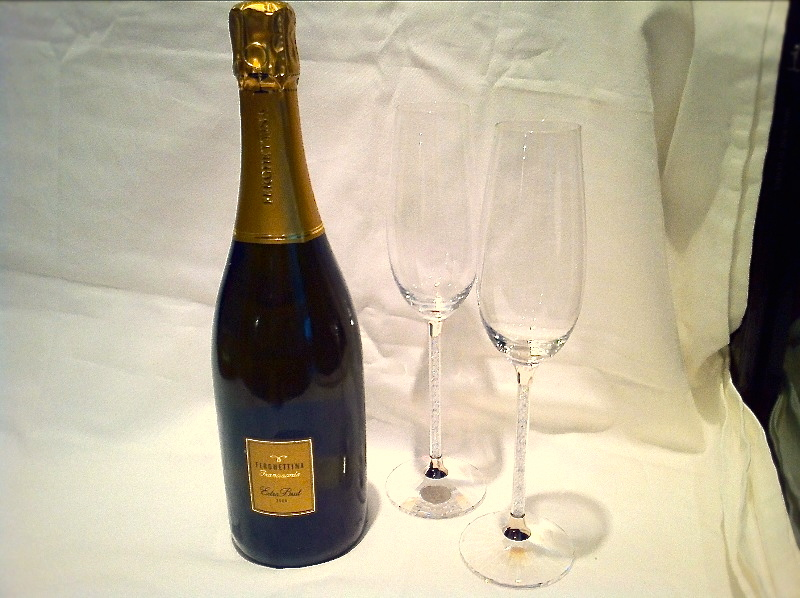 Franciacorta-Extra-Brut|Fine Dining at Home
