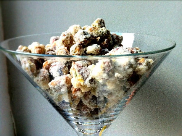 Crystallised Nuts|Fine Dining at Home.