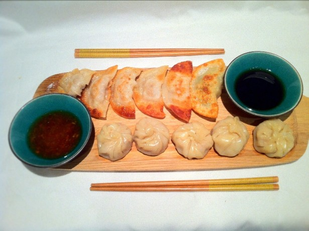 Dim Sum and Gyozas|Fine Dining at Home