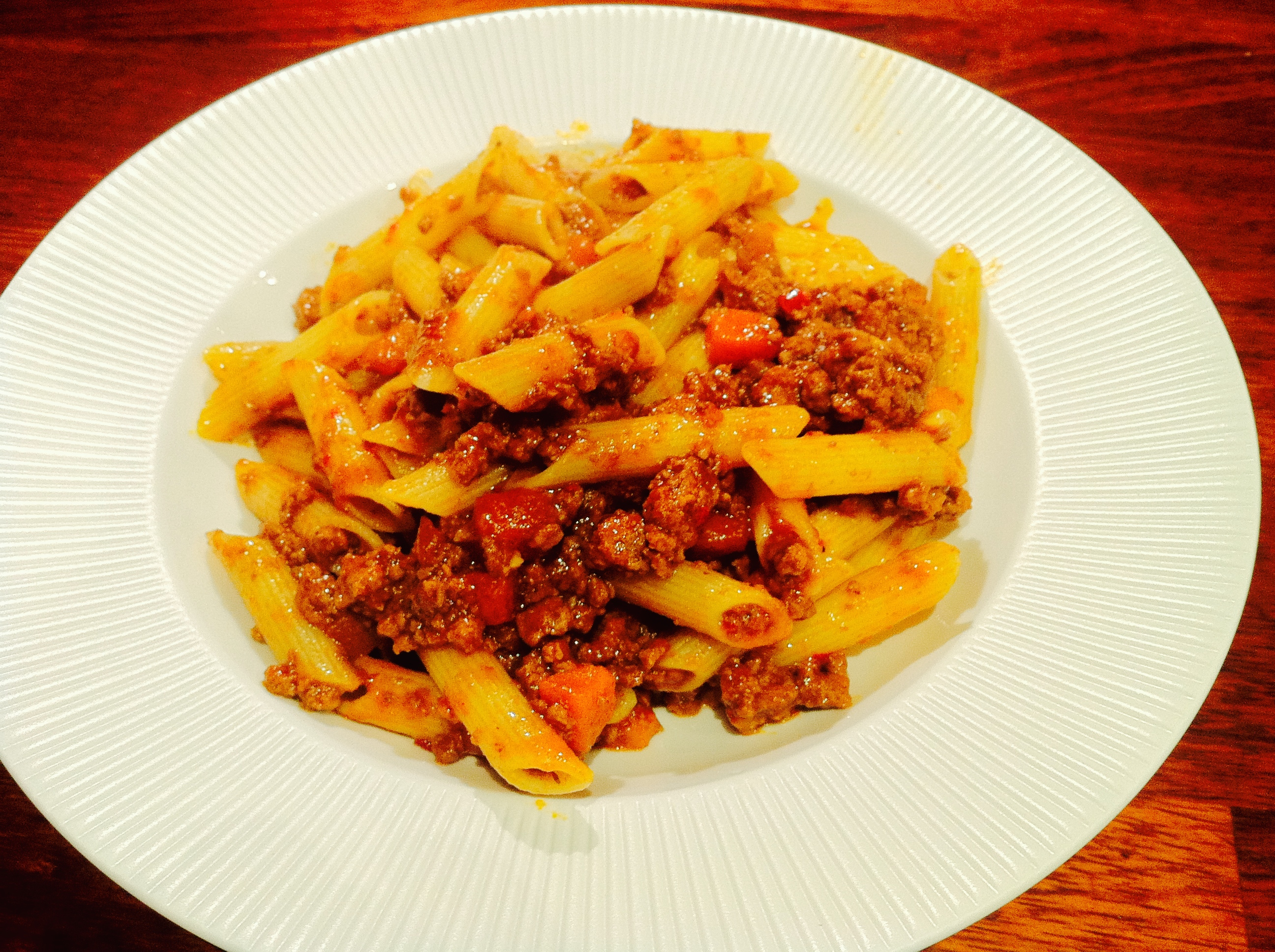 When is a bowl of pasta not a bowl of pasta? When it's gluten free!